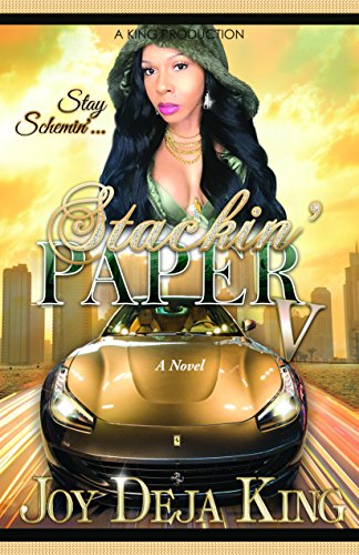 Book Cover: Stackin' Paper Part 5