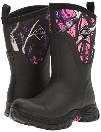 Boot Girl Muddy Ii Sport black De Botas Agua Arctic Para Mid Negro Muck Mujer Fd6qF