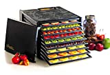Excalibur 3900B 9-Tray Electric Food Dehydrator with Adjustable...