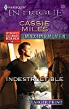 Indestructible, Cassie Miles, 0373745141