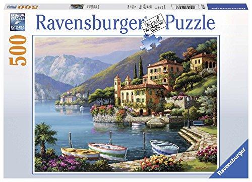 Ravensburger Villa Bella Vista-500 Piece Jigsaw Puzzle