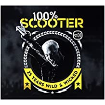 Scooter: 100% Scooter (25 Years Wild And Wicked) [3CD]
