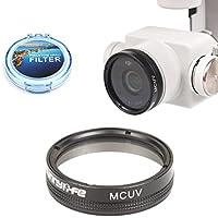 Drone Fans Phantom 4 Pro Plus Lens Filter MCUV UV Filter Multi-layer Coating for DJI Phantom 4 PRO/ PRO+