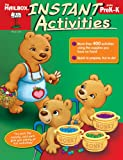 Instant Activities, The Mailbox Books Staff, 1562349384