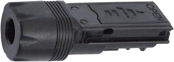 Asg Táctico 6 Co² Láser para Francotirador, Unisex Adulto, Negro, Talla Única
