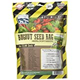 Bugout Seed Bag, Survival Garden Seeds, 34 Variety Non GMO Heirloom Vegetable Seeds, Emergency Seed Vault