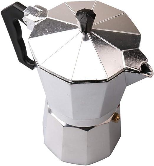 Cafetera Cafetera de aluminio Moca francesa Café expreso ...