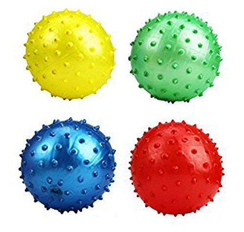 Tytroy Colorful Knobby Bouncy Novelty