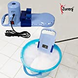 Zureni Magic Smart Wash Portable Handy Washing Machine Stain Cleaner,Mini Sized Portable Washer,Electric Stain Remover Machine, Laundry Handheld Washing Machine for Clothes Handy Washer Laundry (Random Colour)