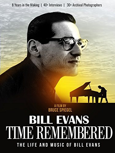 Bill Evans Time Remembered (Best Spoken Word Poems)