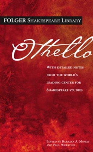 Read Online Othello (Turtleback School & Library Binding Edition) (Folger Shakespeare Library) PDF