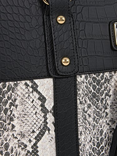 ''THE CORONADO'' Python & Alligator iPad, Tablet & Laptop Carryall Tote Bag by JKM and Company (Image #7)