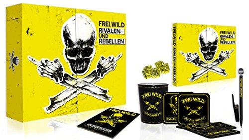 Price comparison product image FREI.WILD-RIVALEN UND REBELLEN -BOX SET-