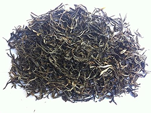 Organic top grade unfermented Pu erh tea, large leaves loose leaf bag packing pu er tea 2 Pound (908 grams) by JOHNLEEMUSHROOM RESELLER