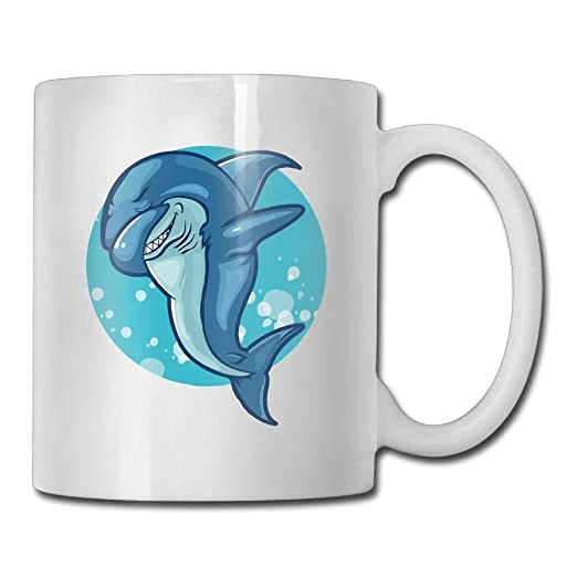 Cool Dabbing Shark Special Coffee Tea MugBirthday Gift For MenWomenMom