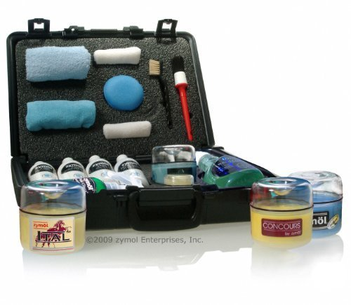 Zymol Concours Complete Kit (Concours Wax)