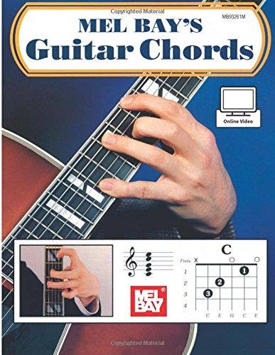 Guitar Chords: Mel Bay: 9780786687619: Amazon.com: Books