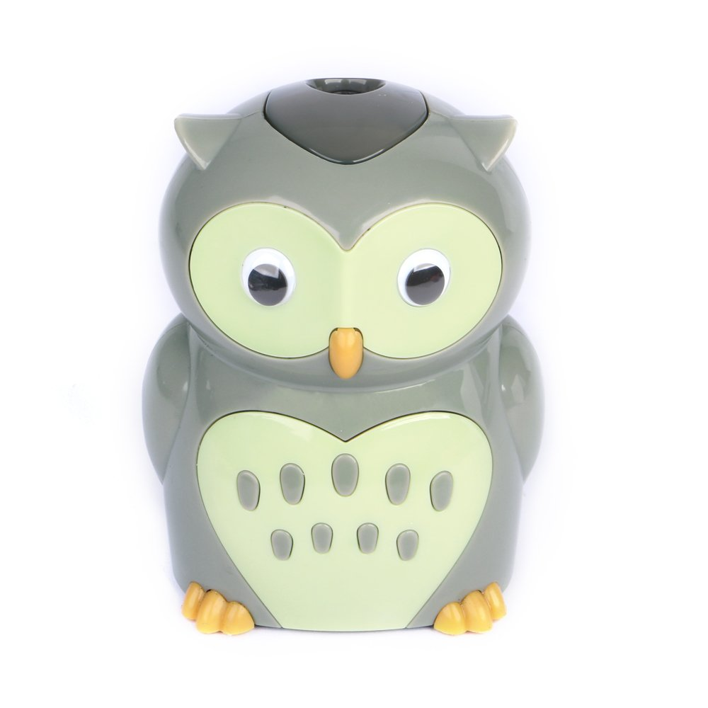 amazon com eagle cartoon electric pencil sharpener battery