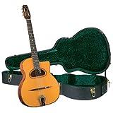 Gitane DG-320 Professional Gypsy Jazz Guitar - Modèle John Jorgenson with Hardshell Case