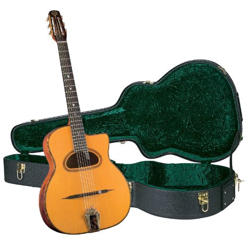 Gypsy Jazz Guitar Scales - Gitane DG-320 Professional Gypsy Jazz Guitar - Modèle John Jorgenson with Hardshell Case