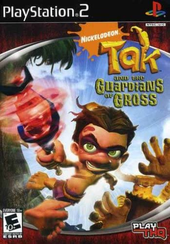 Amazon.com: Tak Guardians Of Gross - PlayStation 2: Artist ...