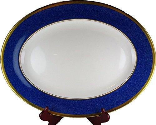 Coalport - Athlone Blue - Medium Platter