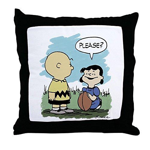 CafePress - Please Play! - Decor Throw Pillow (18