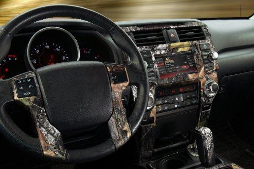 No-fade Cast Vinyl Mossy Oak Graphics Interior Auto Dash Kit Hi-Def 12 x 20 Easy to Install Many Patterns Matte Finish