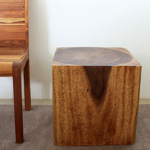 Haussmann CUBE181818 Thai Cube Table by Haussmann