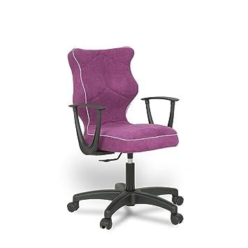 Entelo Bonne Chaise PR ASS6PA Twist Alta Fauteuil Pour Bureau Tissu Rose Taille 6 61