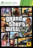 xbox 360 games grand theft auto - Take 2 GTA V Grand Theft Auto 5 Xbox 360