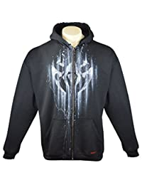 Exotic Gamer Gear League of Legends Assassin Inspired Airbrushed Gamer Hoodie, Adult