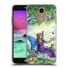Official Meredith Dillman Friend Fairy Soft Gel Case for LG G3 S / G3 Beat / G3 Vigor