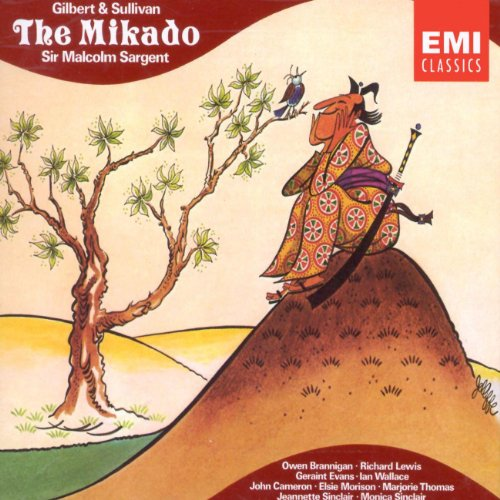 The Mikado (or, The Town of Titipu) (1987 - Remaster): Overture (The Mikado Or The Town Of Titipu)