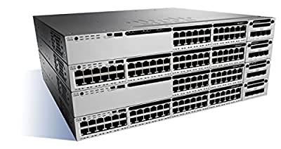Cisco Catalyst WS-C3850-48F-S Ethernet Switch
