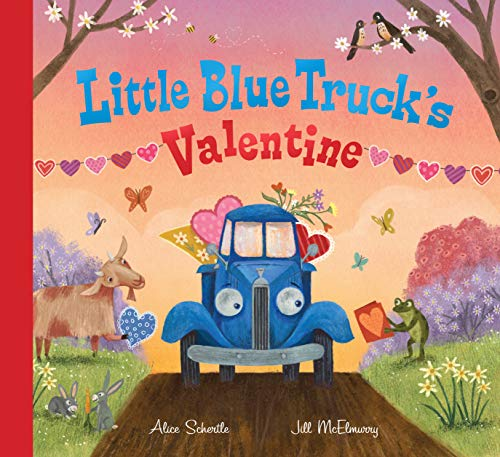 Book Cover: Little Blue Truck's Valentine