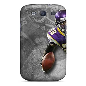 Slim New Design Hard Case For Galaxy S3 Case Cover - CMG17732TGOX