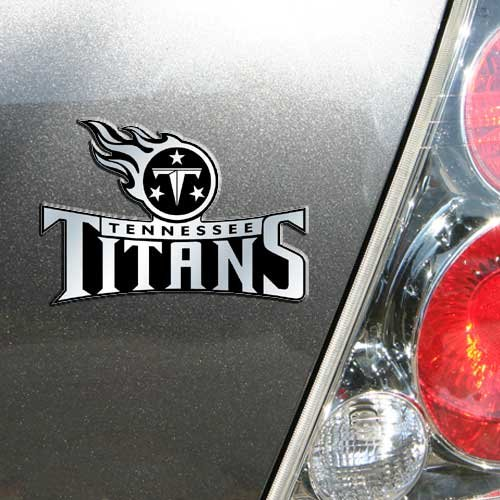 Tennessee Titans Car Magnet - 4