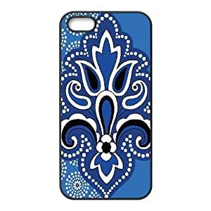 Personality Design Cases iPhone 5, 5S Cell Phone Case Black Vera Bradley Kluth Firm Durable Shell Cover