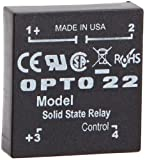 Opto 22 P120D4 P Model DC Control Solid State Relay, 120 VAC, 2 Amps, 85 One Amps Cycle Surge