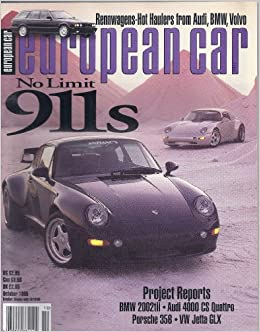 European Car Magazine October 1995 Greg Brown Amazon Com Books