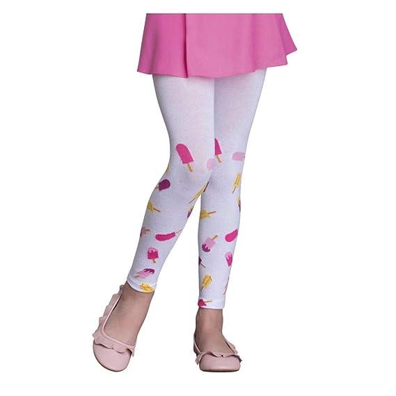 9d56c87d5 Meia - Calça Lobinha Legging (Infantil) Tamanho  Pp