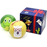 PP PICADOR Toddler Soccer Ball Toy Cute Cartoon TPU...