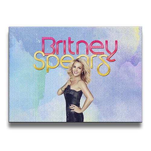 MEGGE Britney Spears Poster Art Bedroom (Britney Spears Toxic Costume)