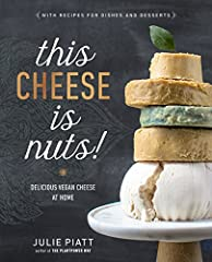 The essential primer and guide to preparing delicious, totally vegan, nut-based cheeses, from the coauthor of The Plantpower Way.  In their debut cookbook, The Plantpower Way, Julie Piatt and her ultra-endurance athlete husband, Rich Roll, i...