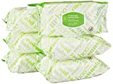 Amazon Elements Baby Wipes, Fresh Scent, 480 Count, Flip-Top Packs: more info