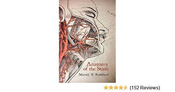 The Anatomy Of The State Lvmi Kindle Edition By Murray N