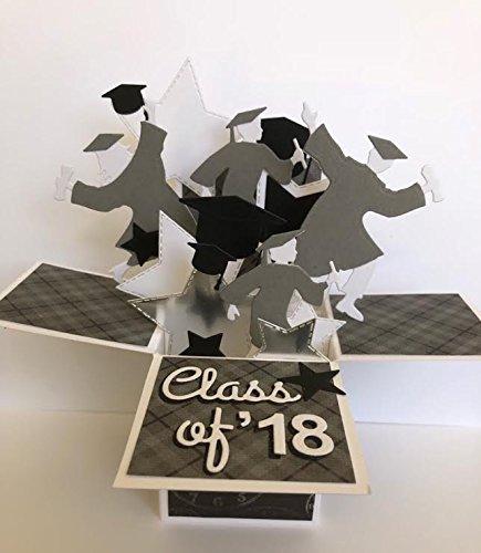 Amazon Com Graduation Card Graduation Pop Up Card High School