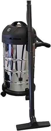 40 L Aspiradora Aspiradora en seco húmedo aspirador industrial multiusos Max. 1600 W: Amazon.es: Hogar