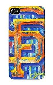 Honeyhoney Iphone 5/5s Hard Case With Fashion *eky Design/ AjTFTK-3248-BnCTH Phone Case